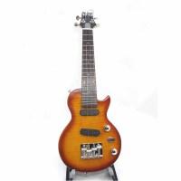 支持货到付款 ukulele 电尤克里里23寸 夏威夷成人小四弦电琴 电声小吉他 电乌克丽丽 FLPUK-2-FVS