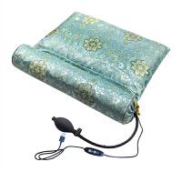 颈椎枕头修复颈椎专用护颈枕糖果枕荞麦充气中药圆柱枕芯