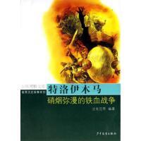 【二手旧书九成新】特洛伊木马:硝烟弥漫的铁血战争沈宪旦9787532472291