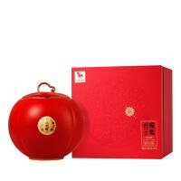 八马茶叶 武夷金骏眉红茶瓷罐礼盒红茶大气茶叶礼盒装180g