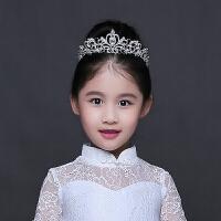 20181112073428691�和��^�女童皇冠�l�公主�l箍演出小女孩生日水�@女�����Y服配� 白色