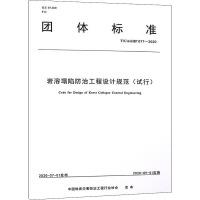 岩溶塌陷防治工程设计规范(试行) T/CAGHP 077-2020 中国地质大学出版社