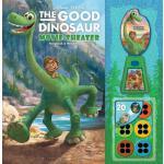 【预订】Disney-Pixar the Good Dinosaur Movie Theater Storybook