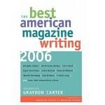 【预订】The Best American Magazine Writing