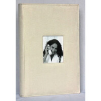 4D/6D/全景大6寸相册 300张精品麂皮绒布面带记事影集