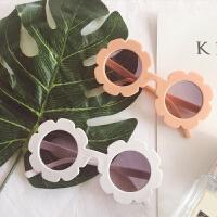 可爱糖果色儿童男女童宝宝凹造型太阳眼镜度假墨镜