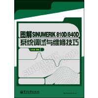 图解SINUMERIK810D/840D系统调试与维修技巧