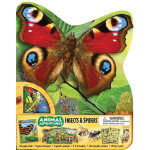 Animal Adventures: Insects and Spiders动物历险:昆虫和蜘蛛ISBN9781626