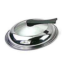 利仁 电饼铛专用锅盖 30CM 钢化玻璃可立防溢 饼铛专用锅盖 可立防烫把手,锁住更多营养,食物口感更好!
