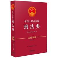 中华人民共和国刑法典・注释法典(新三版)