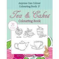 【预订】Tea & Cakes Colouring Book: 21 Designs