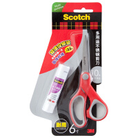 3M思高Scotch 多用途不锈钢剪刀6寸 1426