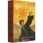 哈利波特与死亡圣器 英文原版 7 Harry Potter and the Deathly Hallows 第七部 J