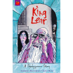 Shakespeare Stories: King Lear 莎士比亚故事集(儿童版):李尔王 ISBN 9781408305034