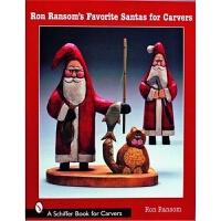 预订Ron Ransom's Favorite Santas for Carvers