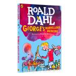乔治的魔法药水 Roald Dahl George's Marvellous Medicine 罗尔德达尔 进口英文原