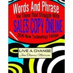 【预订】Words and Phrases for Those That Struggle with Sales Co