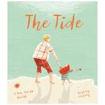 The Tide 潮汐 英文原版儿童艺术绘本 Ashling Lindsay