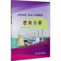 大型火电厂新员工培训教材 燃料分册 中国电力出版社