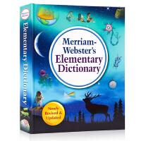 �f氏初��和�基�A�~典 Merriam-Webster's Elementary Dictionary英文原版�M口�D���f氏
