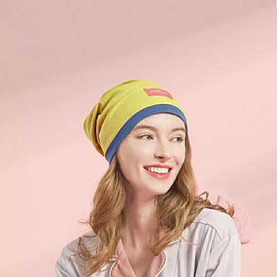 babycare月子帽夏季薄款产后产妇孕妇帽坐月子用品头巾发带帽子