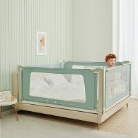 babycare床护栏 宝宝防摔防护栏1.5-2米通用垂直升降儿童挡板围栏