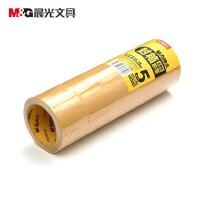 晨光文具 胶带 AJD97346 米黄胶带60mm*60y 环保封箱带 文具胶带