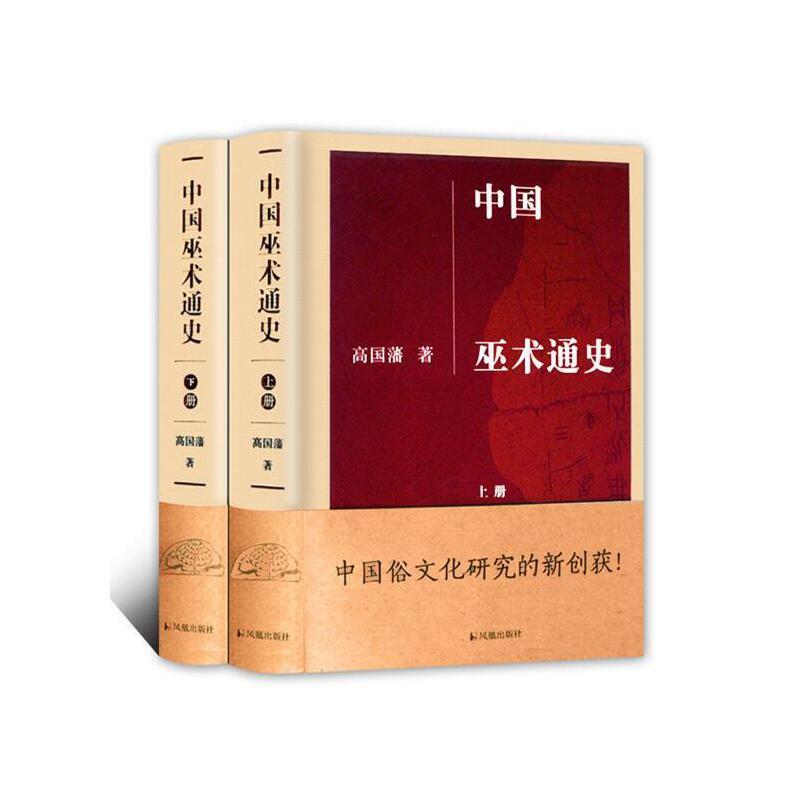 中国巫术通史(全二册)