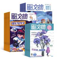 中国少年文摘杂志订阅 杂志铺 2019年10月起订杂志铺全年订阅 1年共12期 美文版知识版、写作版