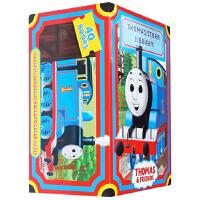 Thomas Story Library 英文原版 小火车托马斯和他的朋友们经典故事全集 40本豪华礼盒装
