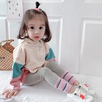 女童休闲套装春秋儿童洋气两件套小童女宝宝秋装