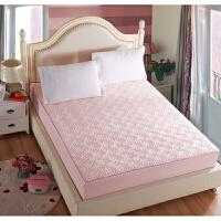 棉床笠单件棉夹棉席梦思保护套加厚防滑1.8m薄棕垫床垫防尘罩定制