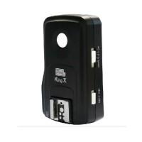 King Pro佳能闪光灯无线TTL同步器单接收佳能60D 7D 650D 5D系列
