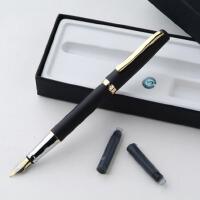 DUKE 公爵笔209黑砂依金笔 公爵钢笔 墨水笔