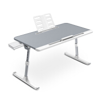 ��L放床上��桌可升降加高可�{�高度�腥俗腊逶诖�W生宿舍上�用的加大���字�W��P�本��X架可折�B小桌子
