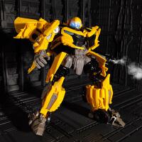 变形玩具金刚5威将经典加强版SS01大黄蜂汽车机器人模型 SS小黄蜂