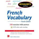 【预订】Schaum's Outline of French Vocabulary
