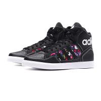 adidas阿迪达斯三叶草女鞋2019春季新款运动鞋高帮板鞋EE3819