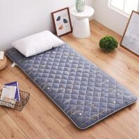 学生宿舍榻榻米床垫子1.5单人0.9m床褥子1.2米1.8垫被2米90x190cm