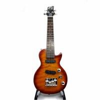 支持货到付款 ukulele 电尤克里里23寸 夏威夷成人小四弦电琴 电声小吉他 电乌克丽丽 FLPUK-2-QVS