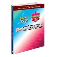 现货 Pokémon Sword & Pokémon Shield 精灵宝可梦剑盾官方图鉴 英文原版 【上海外文书店】