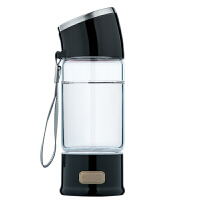 天喜(TIANXI)玻璃杯 富氢水杯便携式充电式水素水生成器水杯高浓度智能生日礼品杯