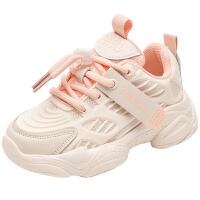 童鞋女童运动鞋儿童休闲男童宝宝旅游鞋子春秋季中大童