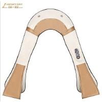 朗悦 颈肩乐 肩颈捶打按摩披肩 颈椎按摩器 颈部肩部腰部 99种模式调节 20种力度调节