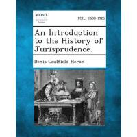 【预订】An Introduction to the History of Jurisprudence.