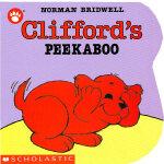 Clifford's Peekaboo 大红狗-藏猫猫