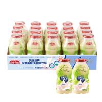 【当当自营】界界乐(Jelley Brown)乳酸菌饮料 蓝莓味 100ml*20瓶 家庭分享装(利来国际ag手机版电话:010-5