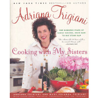 COOKING WITH MY SISTERS(ISBN=9780812974829) 英文原版