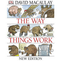 The Way Things Work 万物运转的秘密ISBN9781405302388