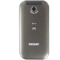 老年机Desay/德赛 C699长待机CDMA天翼大屏翻盖电信 老人手机